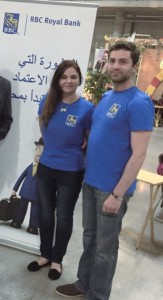 Ahmad & RBC Mentor Michelle