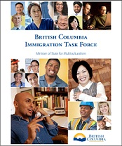 skilled immigrants in british columbia Back in motion's career paths for skilled immigrants provides funded by the government of canada and the province of british columbia our career paths work.