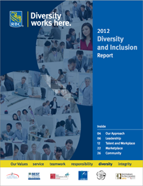RBC Diversity and Inclusion Report