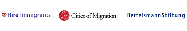 Hire Immigrants, Cities of Migration & Bertelsmann Stiftung