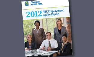 2012 RBC Employment Equity Report